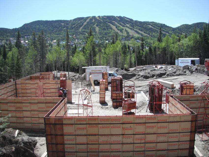 Éternel Spa Inter-Projet | Entrepreneur en Construction | Bâtiment et Génie civil
